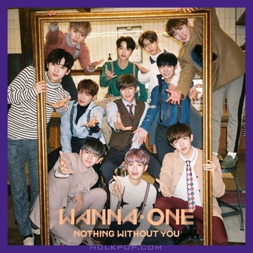WANNA ONE – 1-1=0 (NOTHING WITHOUT YOU) (FLAC_CD+ ITUNES MATCH AAC M4A)
