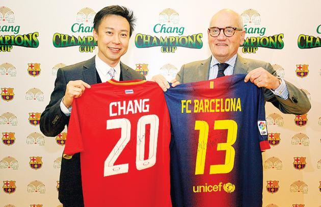 El Barça renueva a dos importantes regionals partners