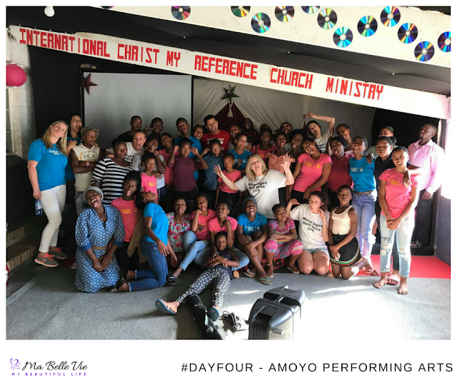 mission inspire, South Africa, Cape Town, travel, world changers, Amoyo, performing arts, children