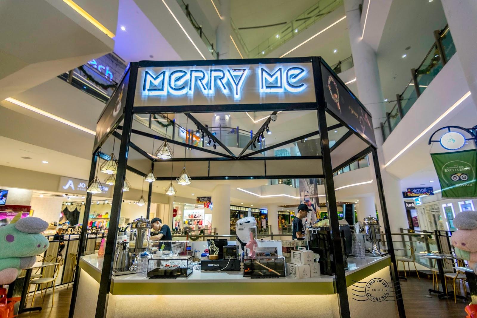 Merry Me @ Gurney Paragon, Penang