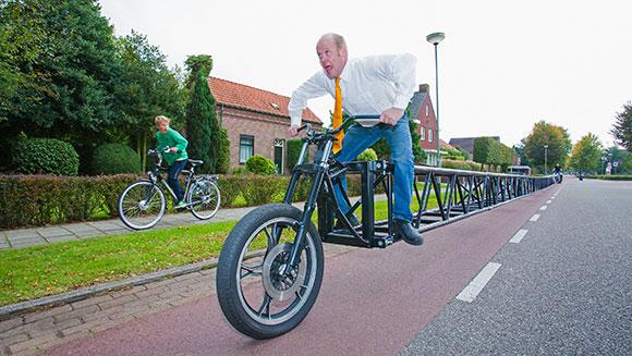 world longest bicycle header