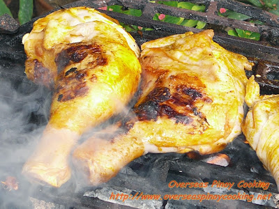 Chicken Inasal, Bacolod Chicken Inasal