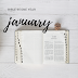 Bible in One Year: January