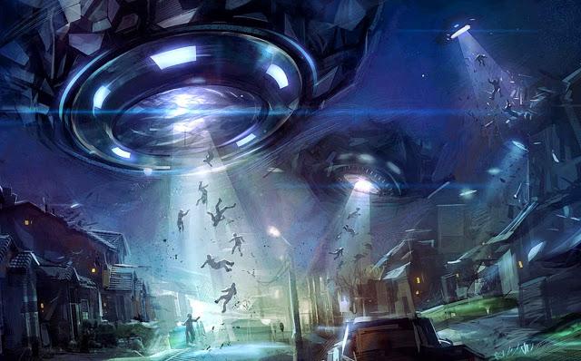 Pengakuan Seseorang Yang Pernah Diculik Sosok Alien