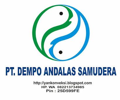 LOGO PT DEMPO ANDALAS SAMUDERA