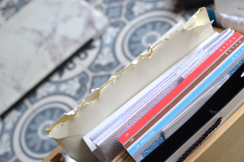 rangement pour les papiers et courriers
