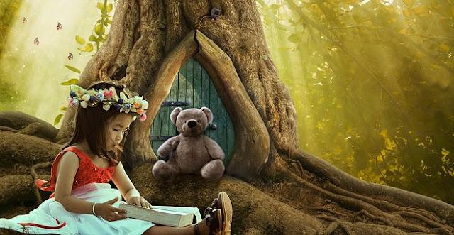 manfaat dongeng untuk anak - tips dan cara