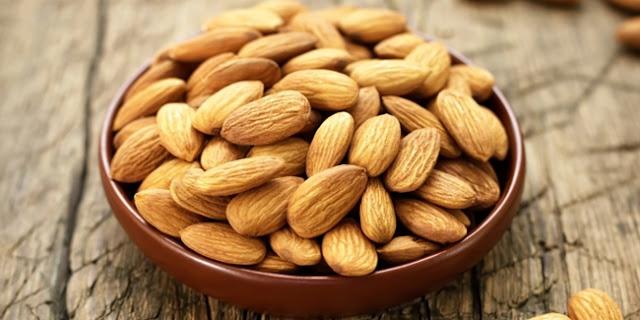manfaat kacang almond atau kacang mete