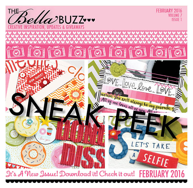 Becki Adams #bellabvd #bellabuzz #scrapbooking #memorykeeping