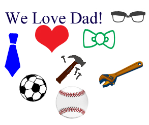 Daily Messes Father S Day Ideas Gifts Food Crafts Fun