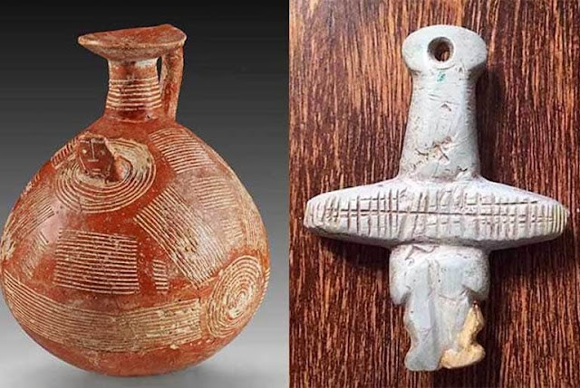 More than 100 Bronze Age artefacts to return to Cyprus