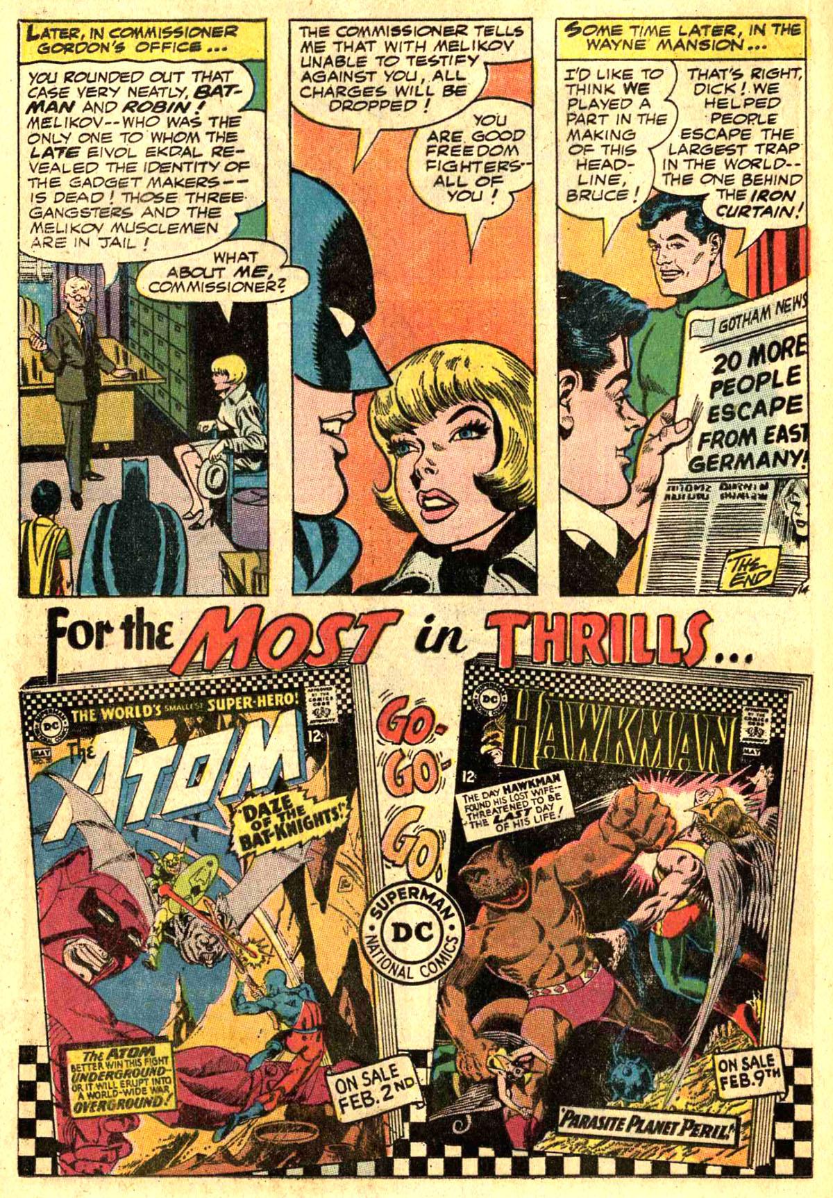 Detective Comics (1937) 361 Page 19