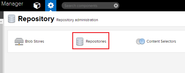 We@Tech from OSGROUP: Managing Artifacts and Repositories