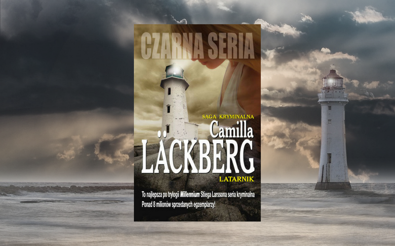 """LATARNIK"" - CAMILLA LÄCKBERG"