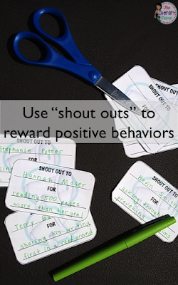 "Stop negative behavior in your classroom before it starts by reinforcing your expectations and recognizing positive student behaviors. With two simple tools, I successfully managed student behavior at the secondary level. A ticket system and ""shout outs"" are little to no cost, require little work for you as the teacher, and will encourage on task, positive behavior from your middle school and high school students."
