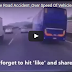 Dangerous Accident | Volovo Bus Accident Live in India