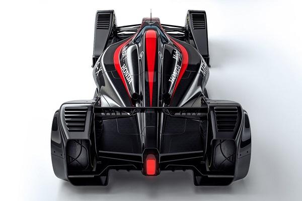 McLaren MP4-X Concept, el Fórmula 1 del futuro