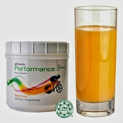 Perfomance drink