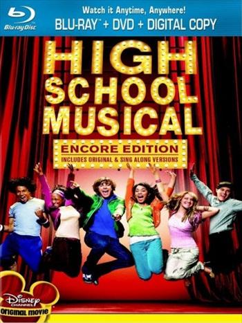 High School Musical 2006 Dual Audio Hindi Bluray Movie Download