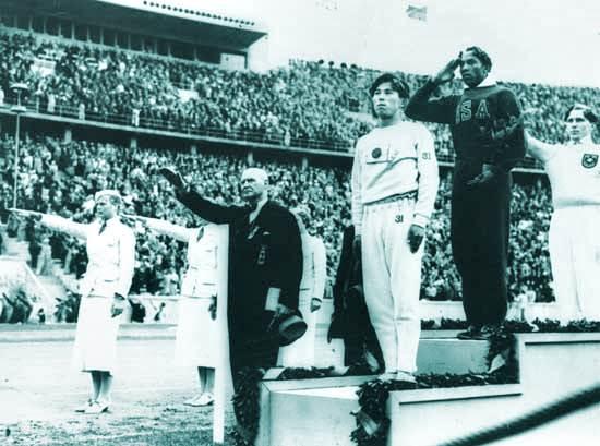 Historia de los campeonatos de atletismo