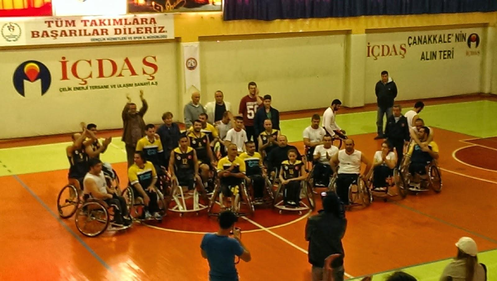 Basketbol'un Yıldızları Akıllı Çocuk Sofrası'nda 15
