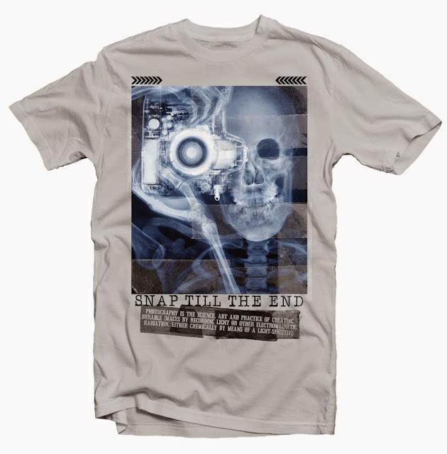 skull art tshirt design