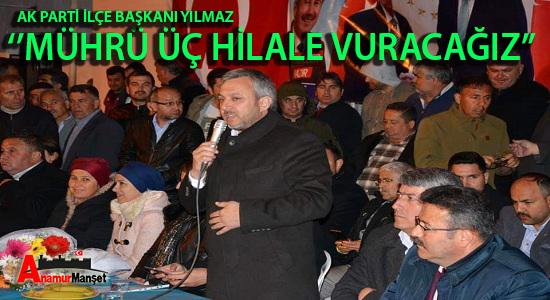 Ak-parti-Ilce-Baskani-Yilmaz-Muhru-Uc-Hilale-Vuracagiz