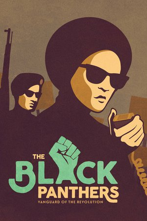 Poster The Black Panthers: Vanguard of the Revolution 2015