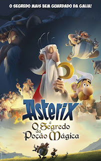 Asterix e o Segredo da Poção Mágica - BDRip Dual Áudio