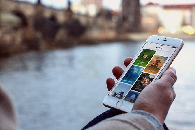 Dlium Cool apps make your trip easier