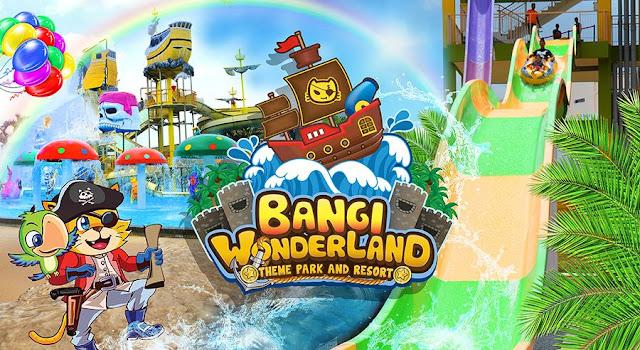 Harga dan Aktiviti Bangi Wonderland Theme Park & Resort