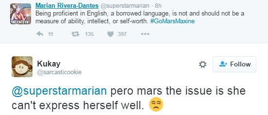 """Marian Rivera"" Defends Maxine Medina: ""English Is Not The Measure Of Intelligence"""