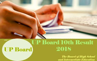 UP Board Result 2018 | UP Board 10th Results 2018 | UP Board X Result 2018