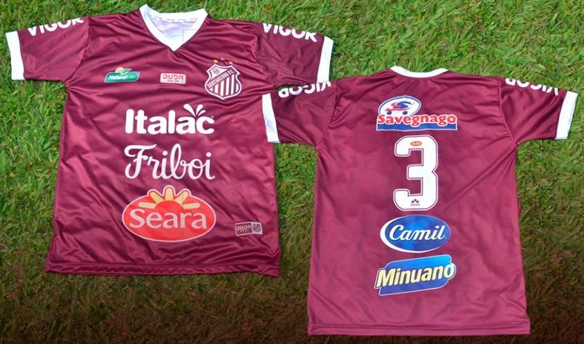 ef14f0c050 Duda Sport lança as novas camisas do Sertãozinho - Show de Camisas