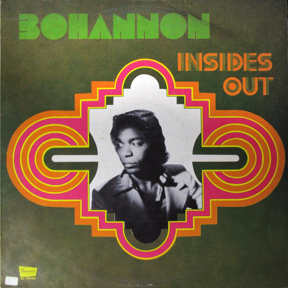 Vinyl2496 Hamilton Bohannon Insides Out 1975 2496 Lp