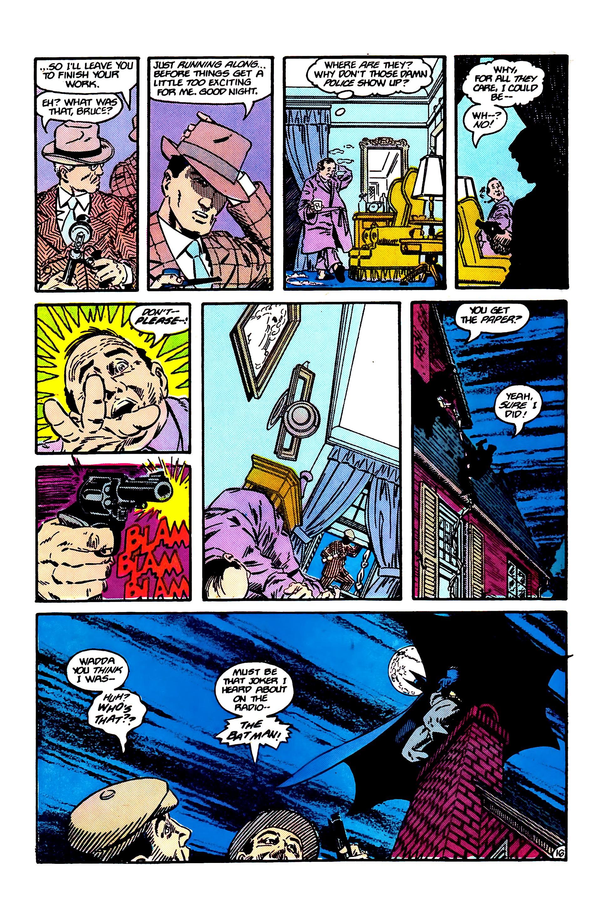 Read online Secret Origins (1986) comic -  Issue #6 - 18