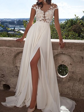 http://www.pickedresses.com/a-line-scoop-neck-tulle-chiffon-appliques-lace-sweep-train-cap-straps-fabulous-ivory-prom-dresses-ped020103578-p7066.html?utm_source=minipost&utm_medium=PED658&utm_campaign=blog
