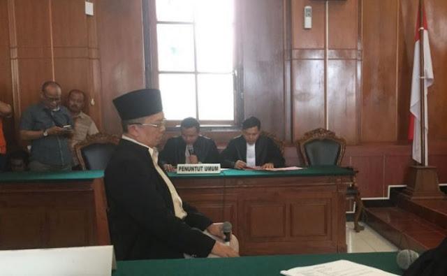 Pengacara Ustad Alfian: Aneh, Tak Temukan Korelasi Pasal Dakwaan dan Tuntutan