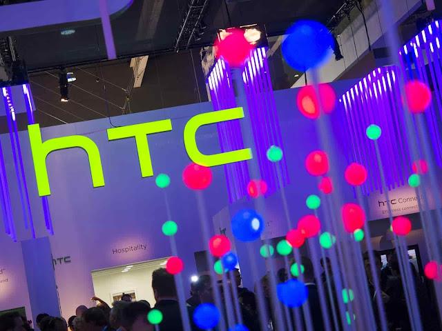 HTC logo balls