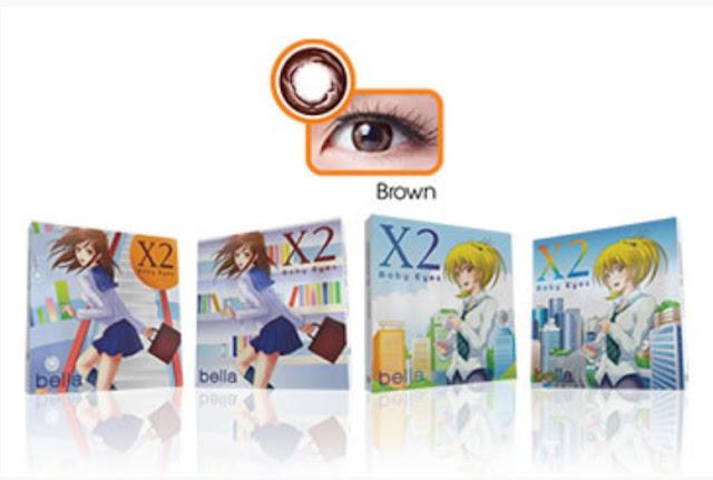 Softlens X2 Manga
