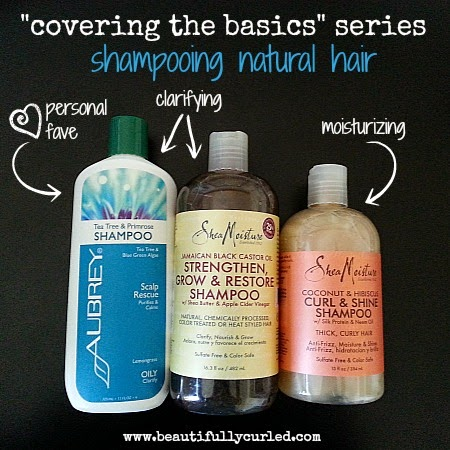 Beautifully Curled: Covering the Basics | Shampooing ...