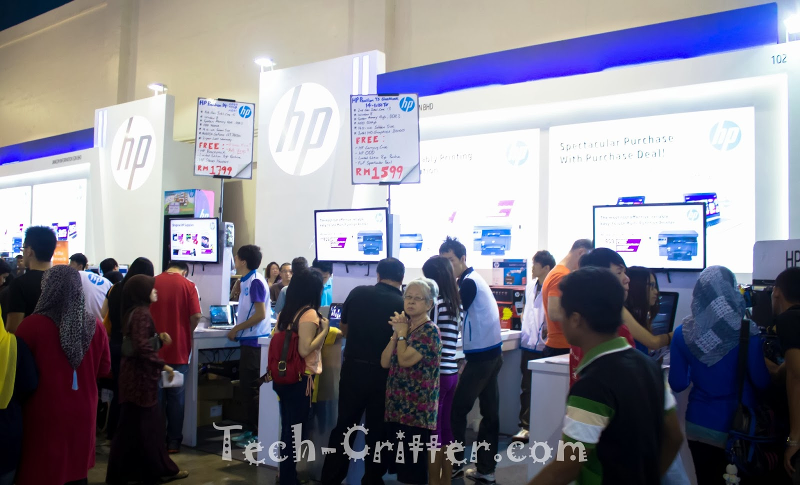 Coverage of the Malaysia IT Fair @ Mid Valley (17 - 19 Jan 2014) 242