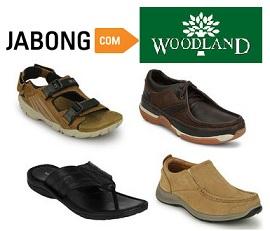 Woodland Footwear: Flat 40% – 60% Off + Extra 10% Off  @ Jabong (Limited Period Offer)