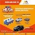 Bank Mega Berhadiah Honda Mobilio