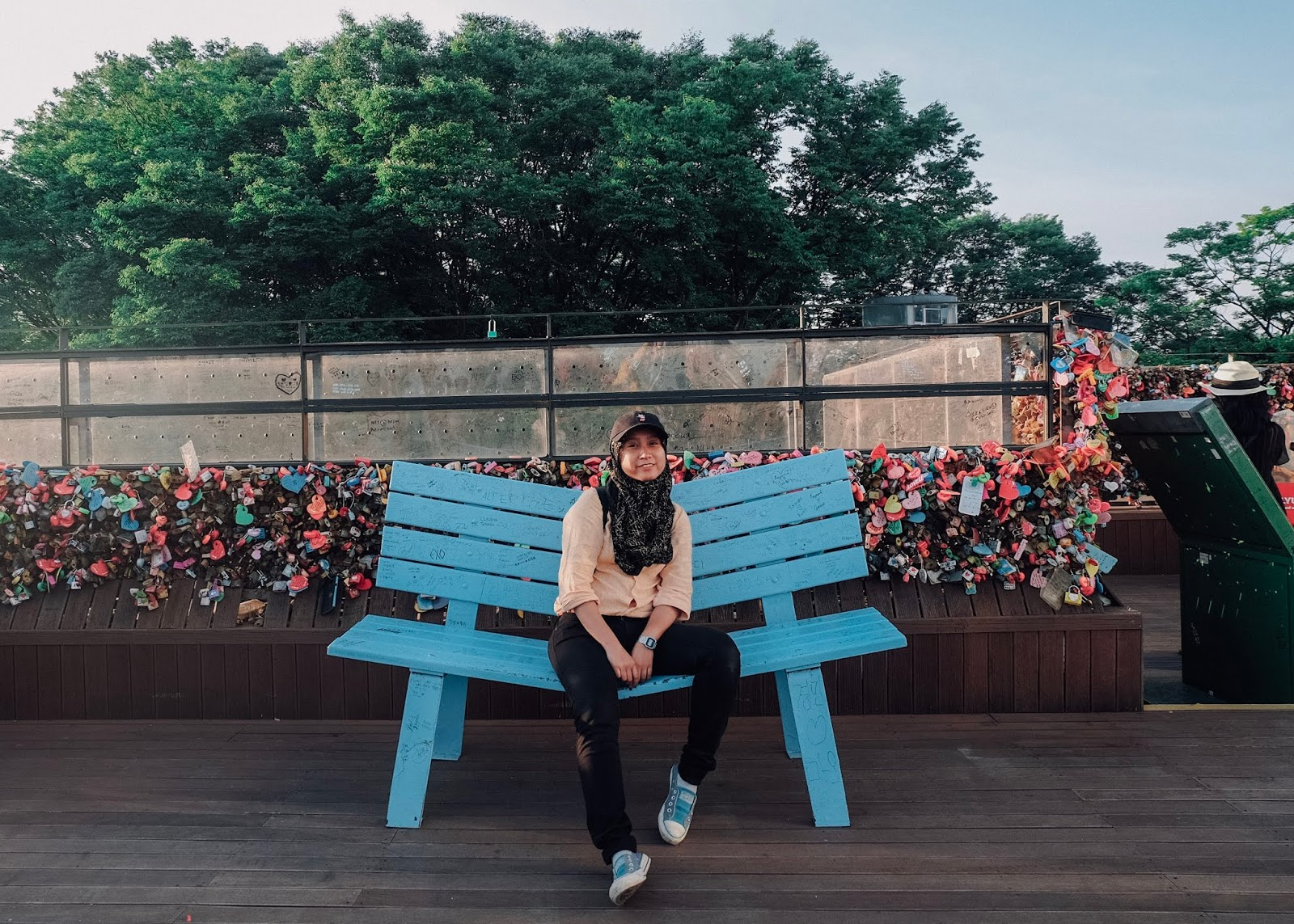 Namsan Tower Seoul Korea  Curitan Aqalili