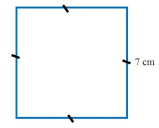 Soal Luas dan Keliling Persegi Matematika Kelas 6 SD