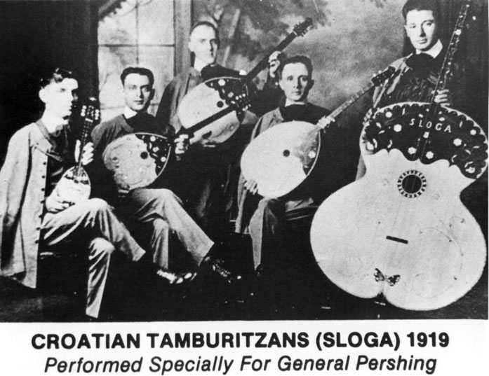 CROATIAN MUSIC | Other National Identities
