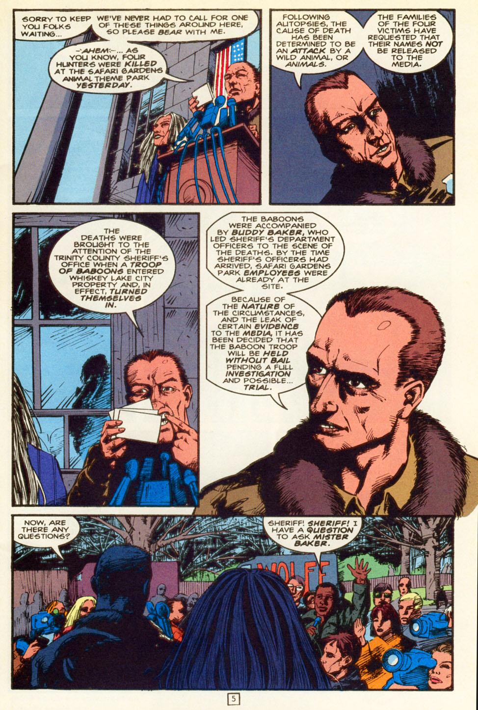Read online Animal Man (1988) comic -  Issue #83 - 6