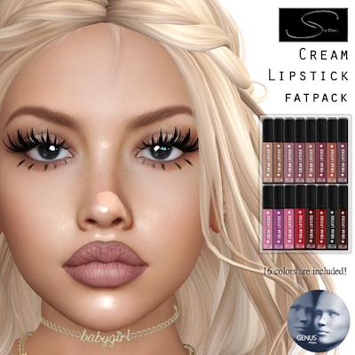 Genus Lipstick & Lashes @ Stellar