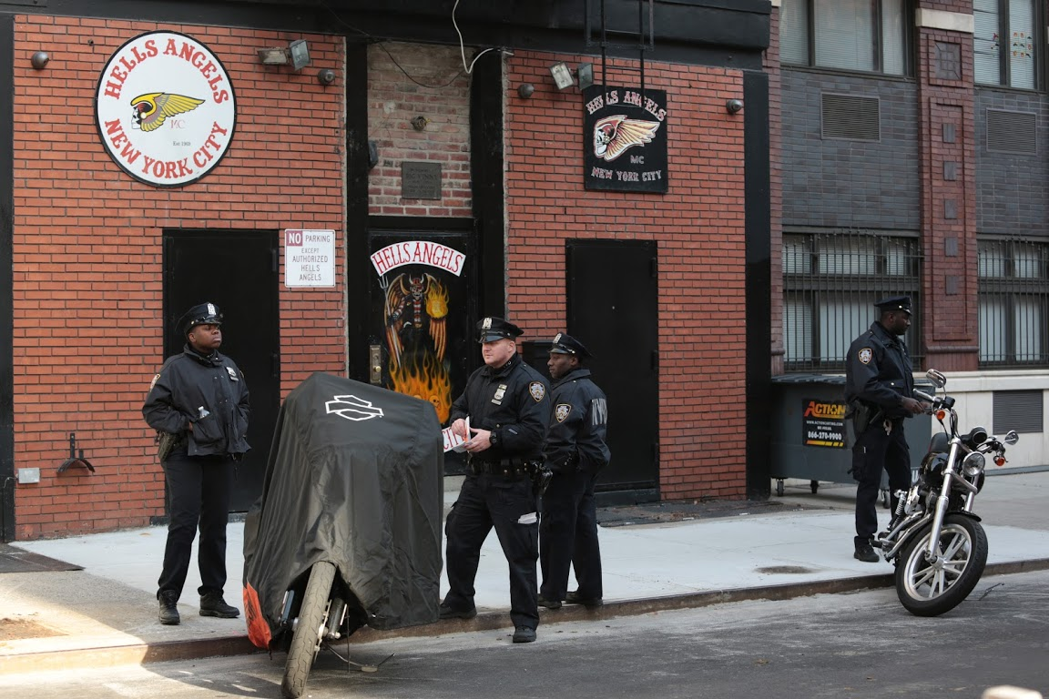Hells Angels Clubhouse Nyc Pictures To Pin On Pinterest